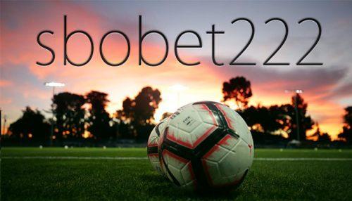 sbobet222
